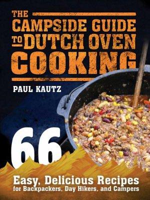 Purchase Dutch Oven Cookbook